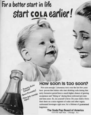 Cola-Earlier